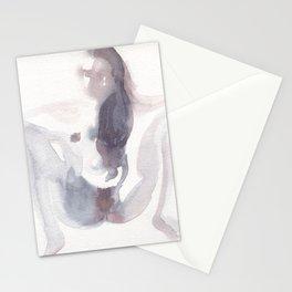Erotic Rain Stationery Cards