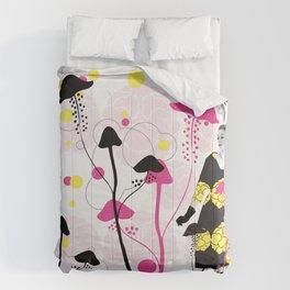 Mushroom Comforters