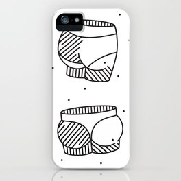 Spotted Patooties iPhone Case
