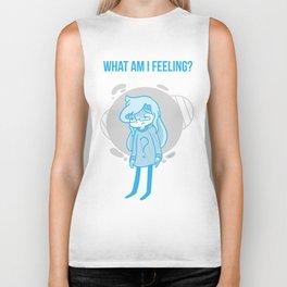 What am I Feeling? Biker Tank