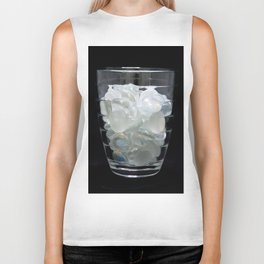 Drinking Glass Biker Tank