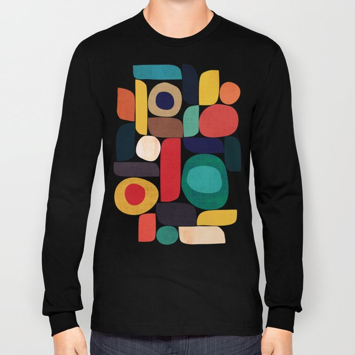 Miles and miles Long Sleeve T-shirt