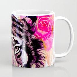 Tigre militar 2 Coffee Mug