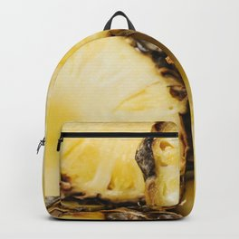 CLOSE - UP - PHOTO - OF - SLICED - PINEAPPLE - PHOTOGRAPHY Backpack