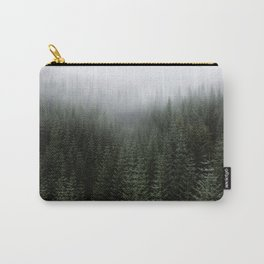 Dizzying Misty Forest Carry-All Pouch