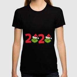 2020 Grinch T-shirt