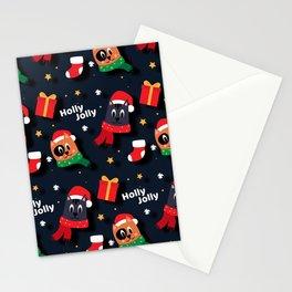 Funny-Animal-Christmas Stationery Cards