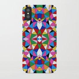 Kaleidoscope II iPhone Case