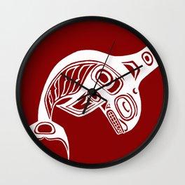 Spirit Keét Blood Wall Clock