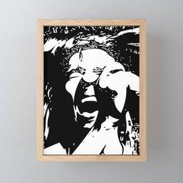 Rastafari Framed Mini Art Print