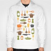 kitchen Hoodies featuring Kitchen by Bellwheel