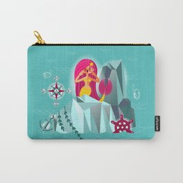 Mermaid's Call Carry-All Pouch