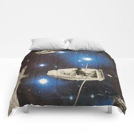 Dream boat Comforters