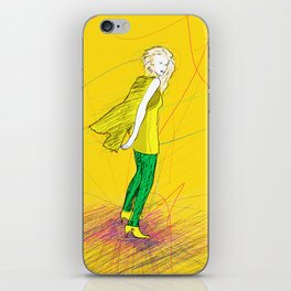 THE Lady One iPhone Skin