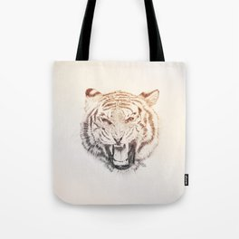 Timmy the Tiger Tote Bag