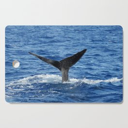 Whale Fluke Cutting Board