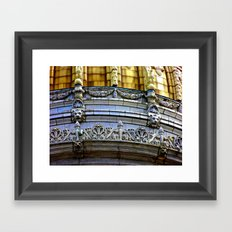 It's All About the Details Framed Art Print