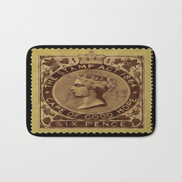 Tax Stamp 1864 - 019 Bath Mat