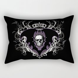 Aurelio Voltaire Crest Rectangular Pillow