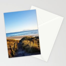 Beach Entrance Stationery Cards