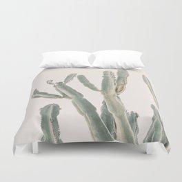 Sunrise Cactus Duvet Cover