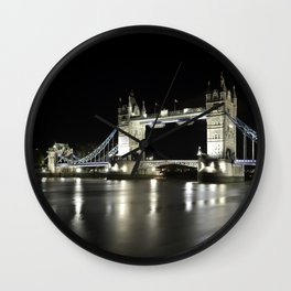 Tower Bridge is one of five London bridges now owned and maintained by the Bridge House Estates Wall Clock
