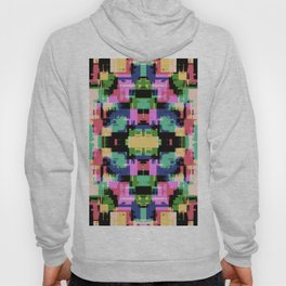 80s 90s Abstract Hoody