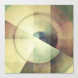 deconstruct .2 Canvas Print