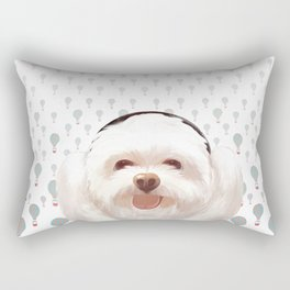 Let's Music Rectangular Pillow