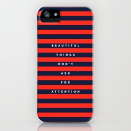 The Secret Life of Walter Mitty iPhone Case