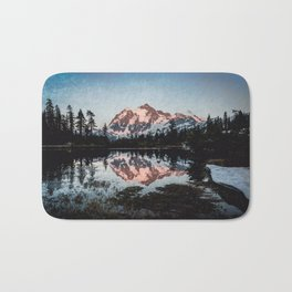 End of Days - Nature Photography Bath Mat
