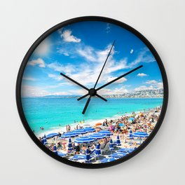 Nice Nice Wall Clock