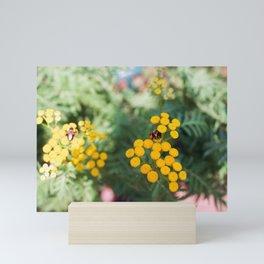 Bees // Met Cloisters Mini Art Print
