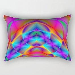 CAPSTONE RAINBOW Rectangular Pillow