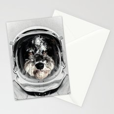 Buster Astro Dog Stationery Cards