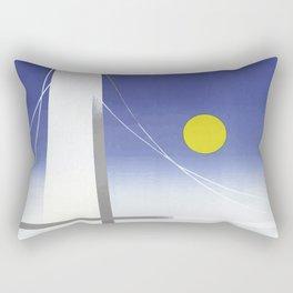 Vintage Travel Poster - San Francisco Rectangular Pillow