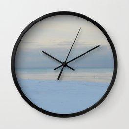 true blue... Wall Clock
