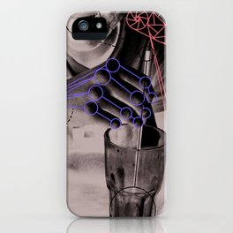 Leverage and Sustenance iPhone Case