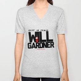 The Good Wife: R.I.P Will Gardner Unisex V-Neck