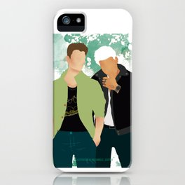Headstrong Lovers iPhone Case