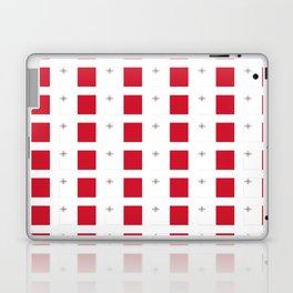 flag of Malta-maltese,maltes,malti,valletta,birkirkara,mosta,Gozo,mediterranenan Laptop & iPad Skin