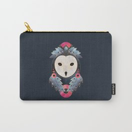Owl 1 - Dark Carry-All Pouch