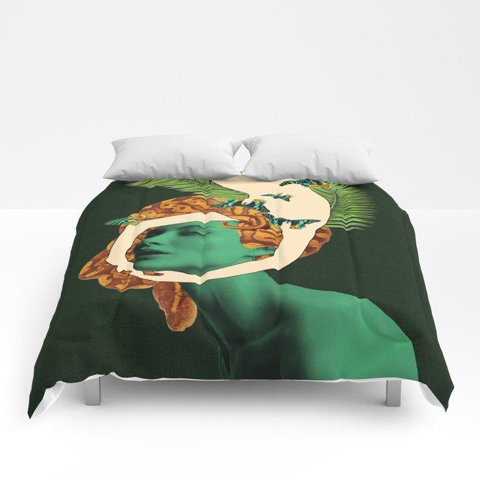 Jungle Queen Comforters