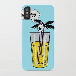 Boo-hoo iPhone Case
