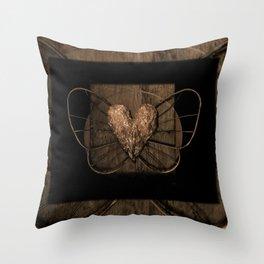 Elysium 2p by Kathy Morton Stanion Throw Pillow