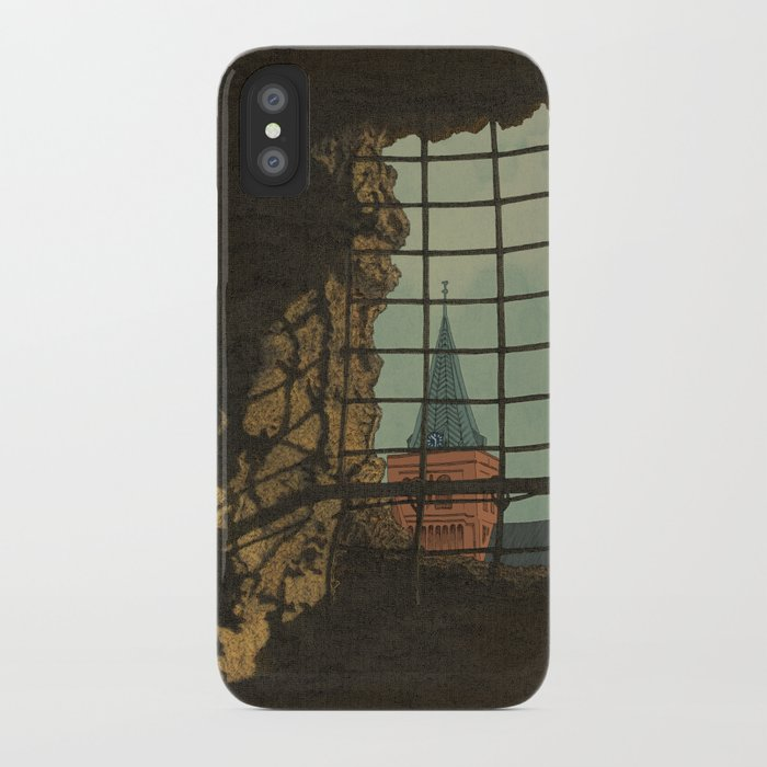 From A Castle iPhone Case