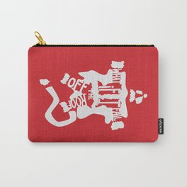 What if I Fall off the Roof? -The Santa Clause Carry-All Pouch