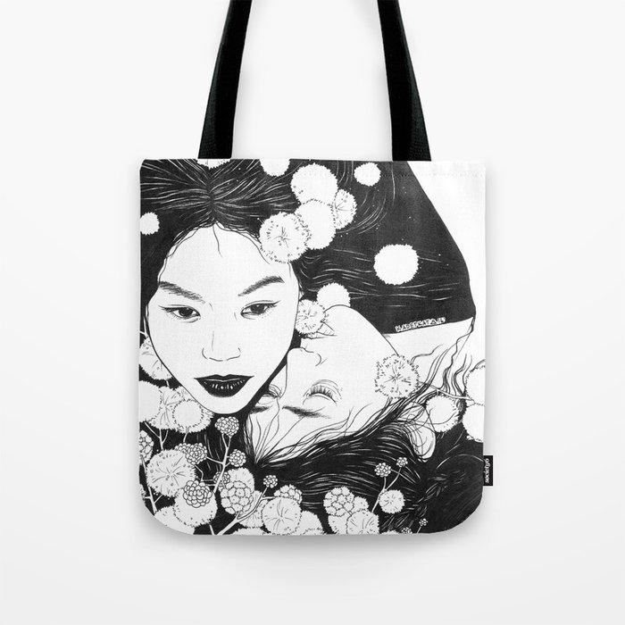 Secret Love Tote Bag