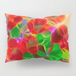 floral bloom Pillow Sham