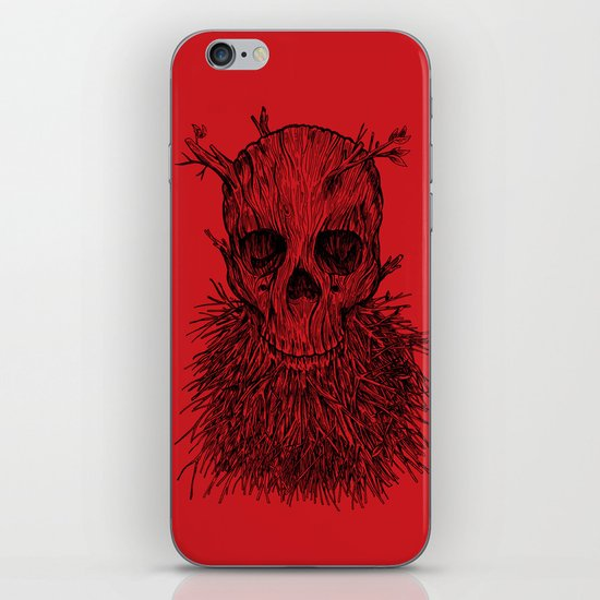The Lumbermancer iPhone & iPod Skin